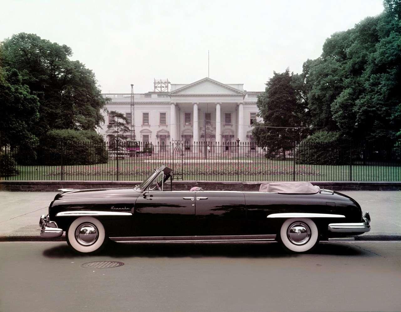 Lincoln Continental Presidential Limo πολύτιμα αυτοκίνητα