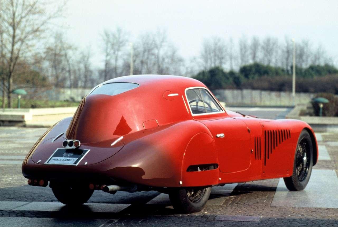 Alfa Romeo 1938 8C 2900B Le Mans πολύτιμα αυτοκίνητα