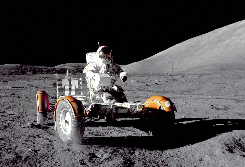 Boeing Lunar Roving Vehicle