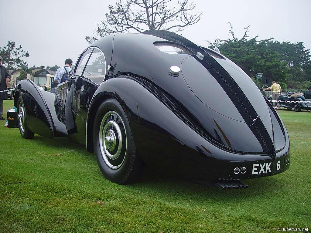 Bugatti 57SC Type Atlantic