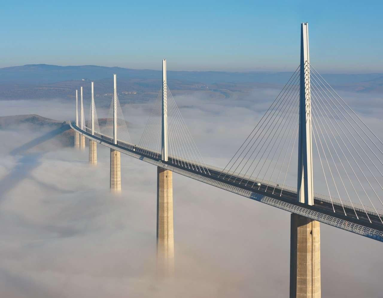 Γέφυρα Tου Μίγιο εντυπωσιακές κατασκευές