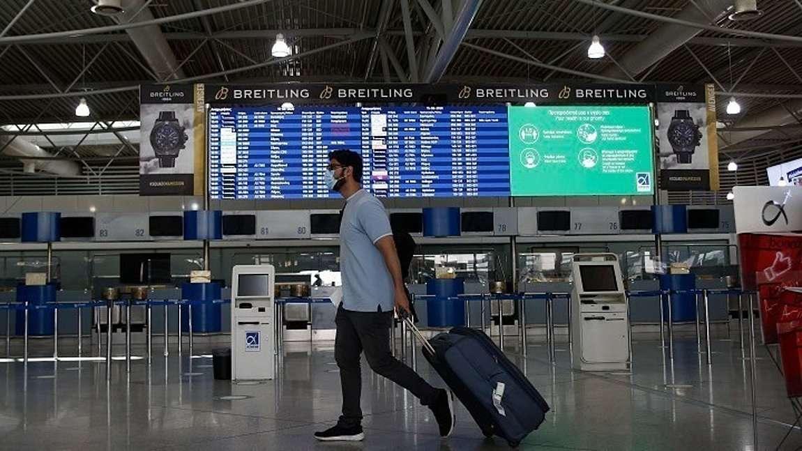 Μέχρι τις 25 Ιανουαρίου θα γίνονται μόνο οι ουσιώδεις πτήσεις εσωτερικού