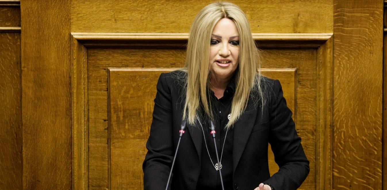 Φ. Γεννηματά: Ο κ. Μητσοτάκης πρέπει να κάνει αυτοκριτική για το 2011