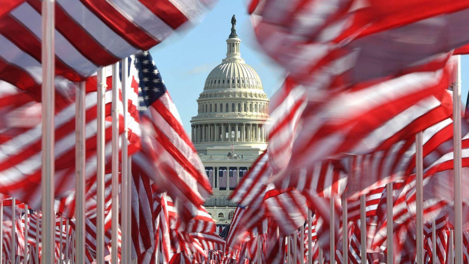 Ορκωμοσία Μπάιντεν: Γυρίζουν σελίδα οι ΗΠΑ