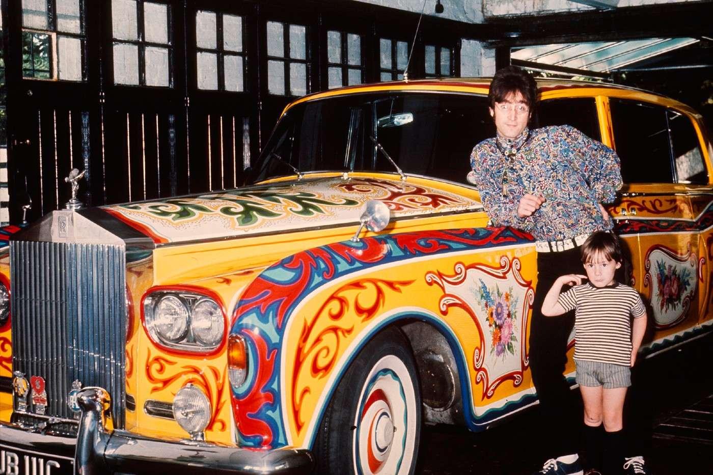 Rolls – Royce John Lennon Phantom V πολύτιμα αυτοκίνητα