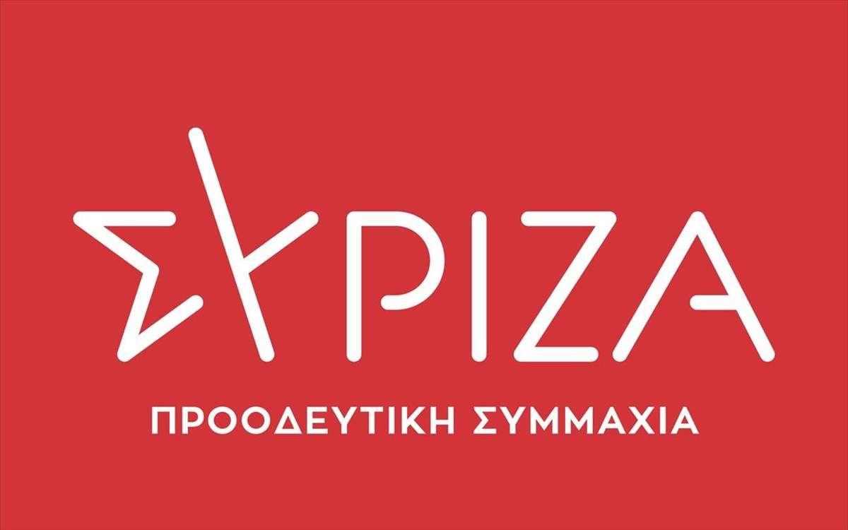 ΣΥΡΙΖΑ: Η κυβέρνηση παρουσιάζει μια πλαστή εικόνα για την πανδημία