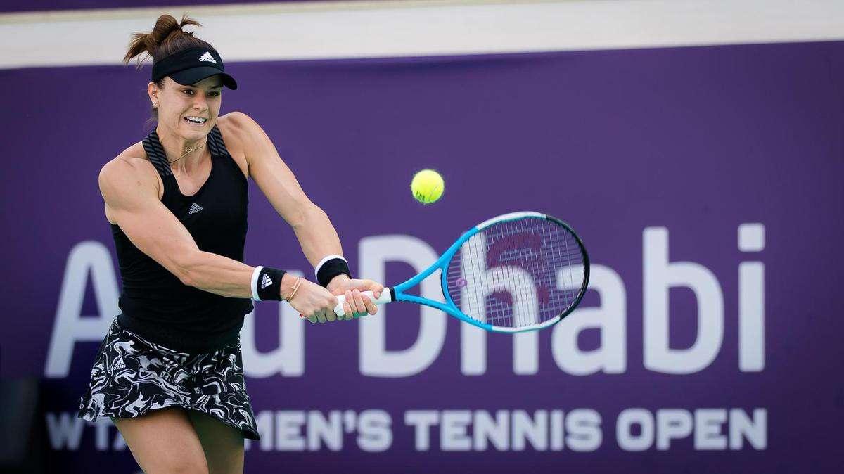 Τένις: Νέα νίκη για τη Μαρία Σάκκαρη στο τουρνουά του Άμπου Ντάμπι