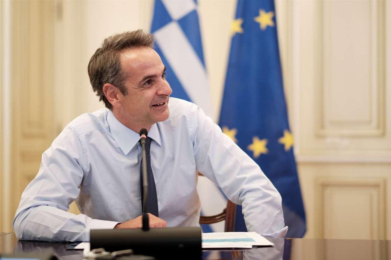 Σύσκεψη υπό τον Πρωθυπουργό για την επένδυση της RWE στην Μακεδονία
