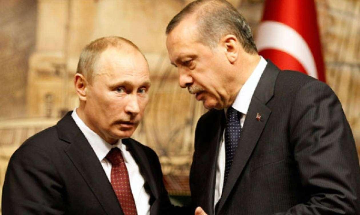 Διευρύνουν τη συνεργασία τους Τουρκία και Ρωσία