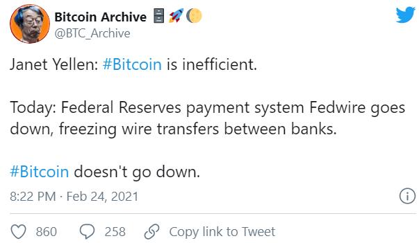 Έπεσε... η Fed (δεν είναι τρολ!)