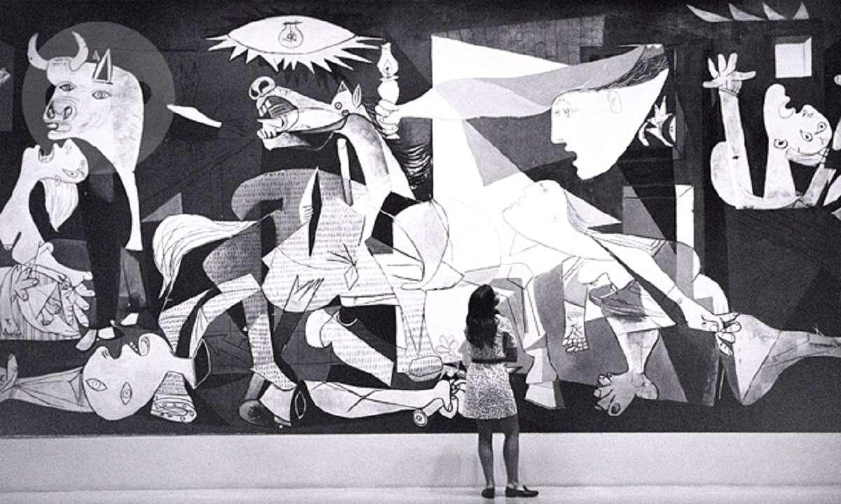 Γκερνίκα: Αφαιρέθηκε ο Θρυλικός πίνακας του Πικάσο