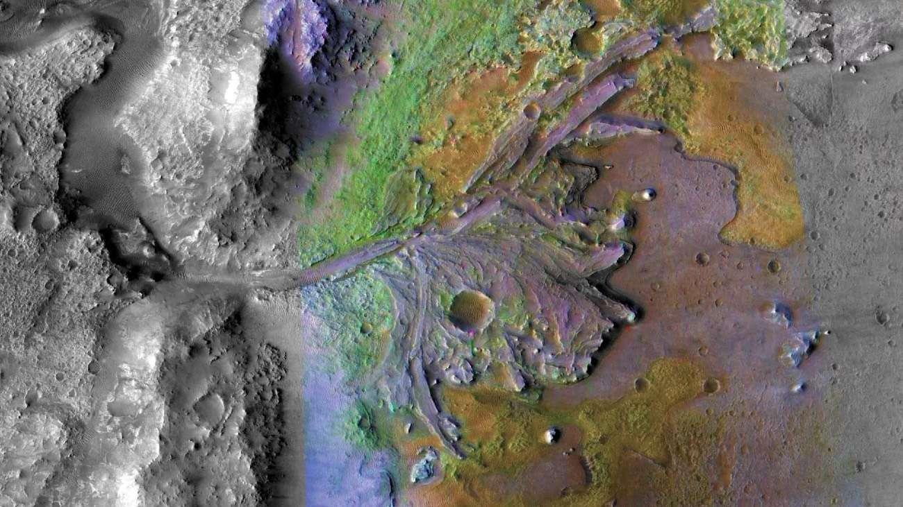 nasa φωτογραφιες από τον Άρη