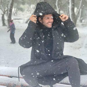 τσαλίκης χιόνια