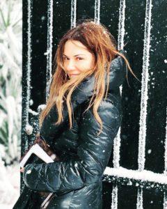 βάσω λασκαράκη χιόνι