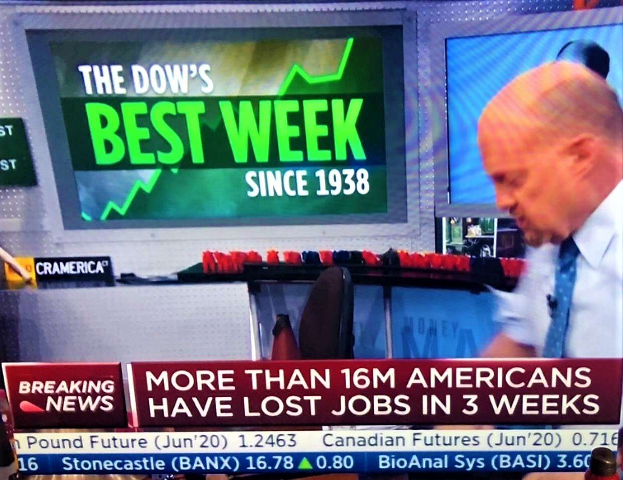 Η αγορά δε θέλει να ακούσει καλά νέα...