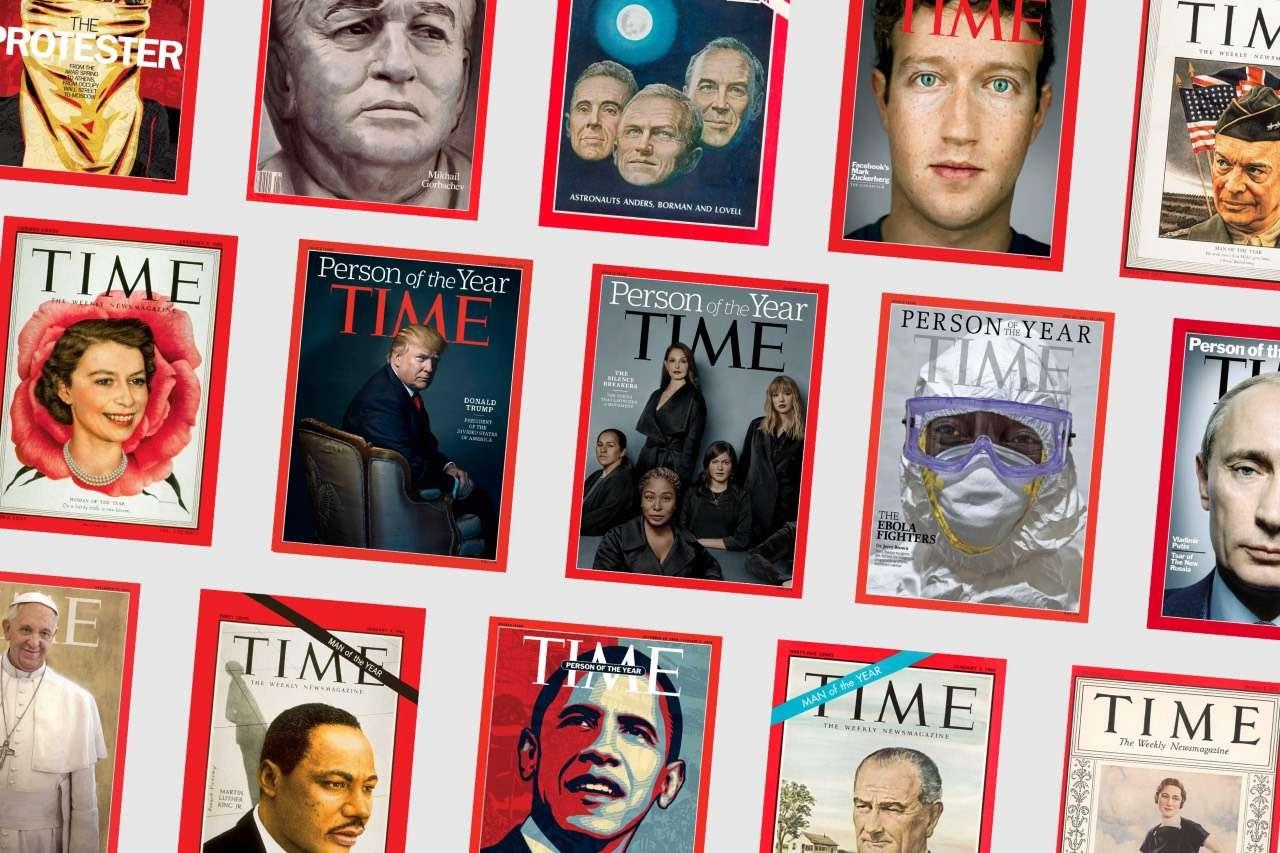Το περιοδικό TIME κυκλοφόρησε εξώφυλλο φωτογραφημένο με iPhone