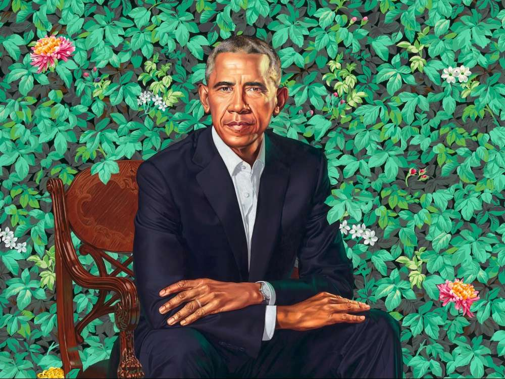 black power obama