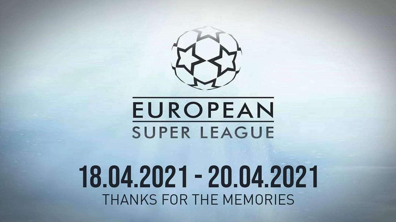 European Super Leage: Όνειρο ήταν και πάει!