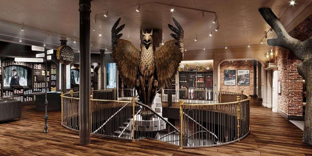 Harry Potter: Το μεγαλύτερο κατάστημα του κόσμου στην Νέα Υόρκη - Radar.gr