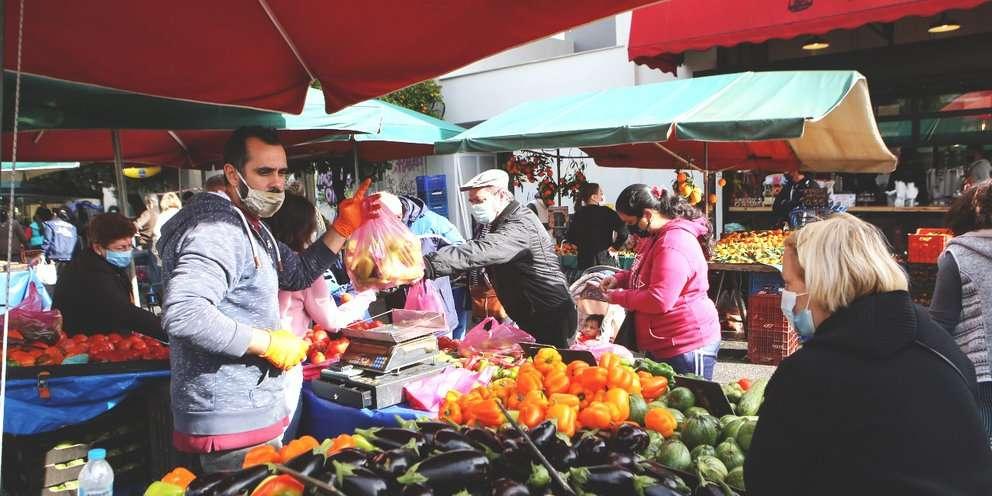 Self test από σήμερα και για τους επαγγελματίες στις λαϊκές αγορές