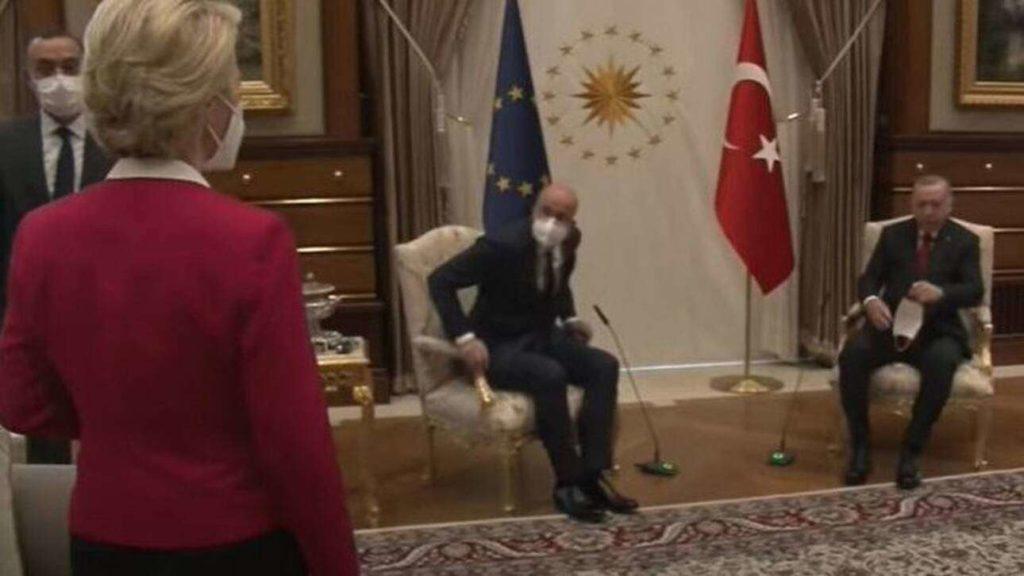 Κλεμέν Μπον: «Η Τουρκία έστησε παγίδα στην Φον ντερ Λάιεν»