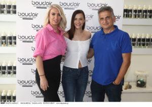 """Η Λάουρα Νάργες είναι η νέα """"Beauty Lover"""" της εταιρείας αρωμάτων & καλλυντικών """"Boudoir Perfumes by Anastazia"""""""
