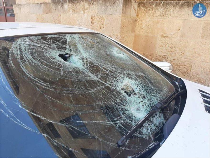 Υπαστυνόμος βανδάλισε το αυτοκίνητο του διευθυντή αστυνομίας (ΦΩΤΟ + vid)