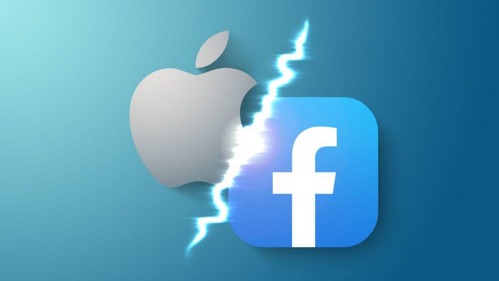 Το Facebook ασκεί δριμεία κριτική στην Apple
