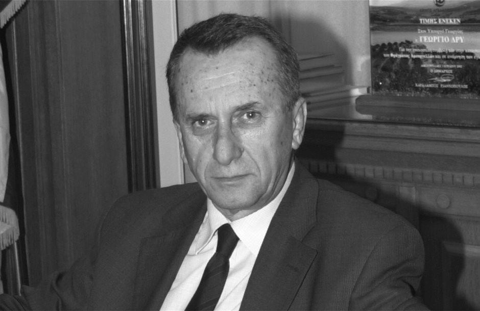 Πέθανε ο Γιώργος Δρυς, πρώην υπουργός του ΠΑΣΟΚ