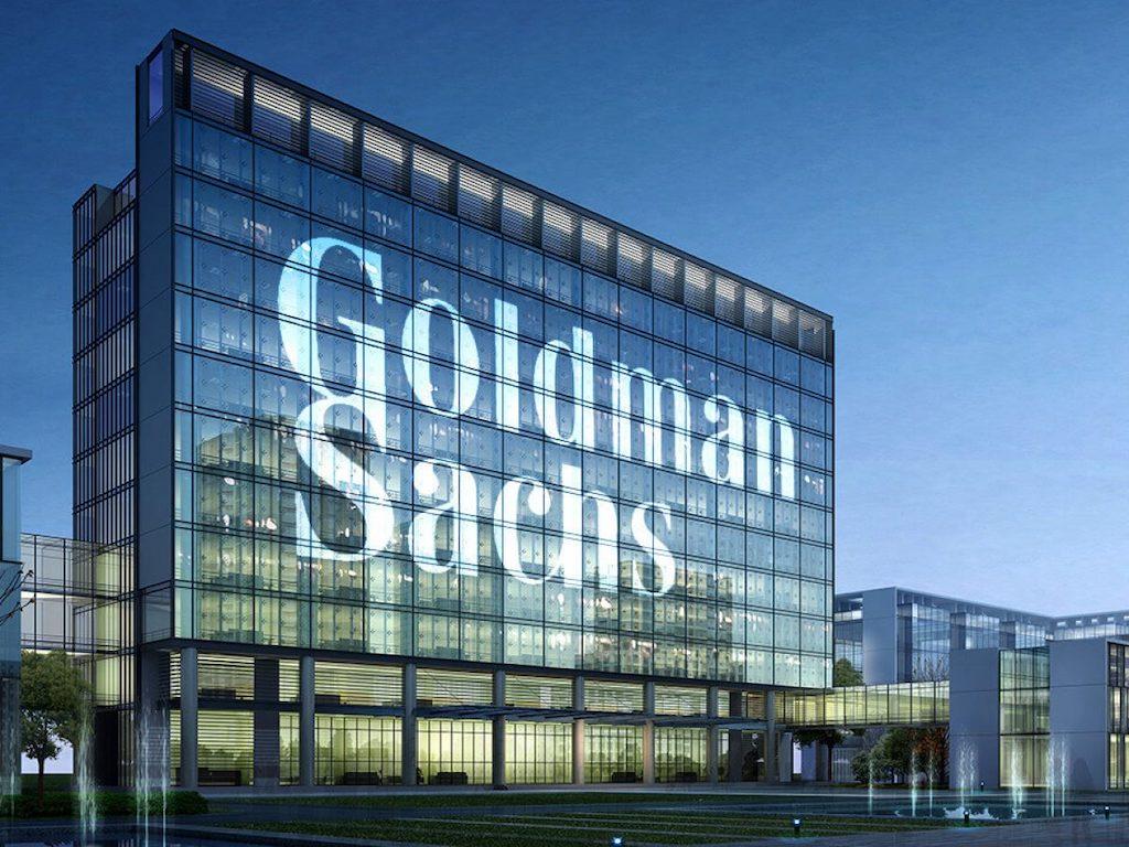 Τρία project με την υπογραφή της Goldman Sachs!