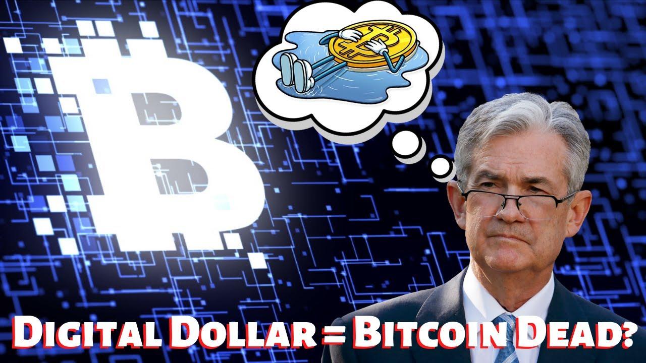 """Το ψηφιακό δολάριο θα """"σκοτώσει"""" τα κρύπτο, λέει η Fed..."""