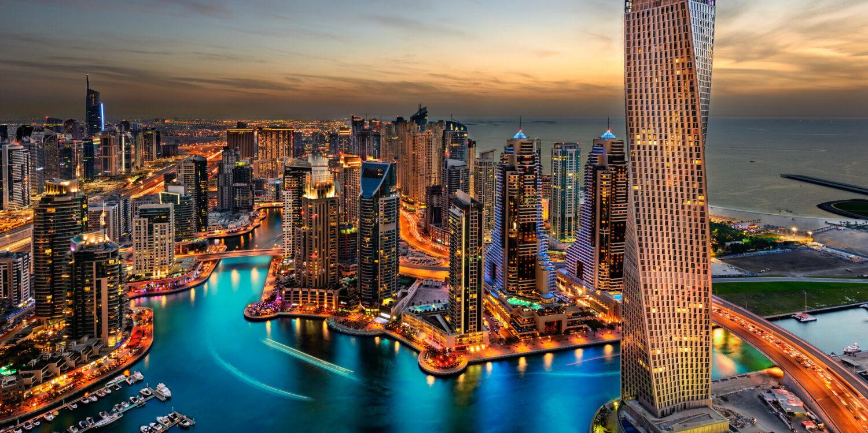 Ντουμπάι: Έφτιαξε τη δική του βροχή