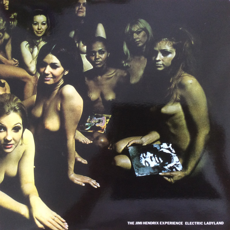 The Jimi Hendrix Experience – Electric Ladyland (1968)