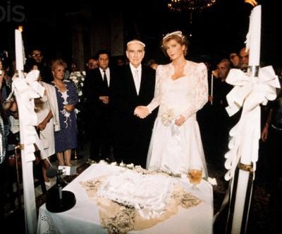 Ανδρέας Παπανδρέου - Δήμητρα Λιάνη: Ο γάμος που τάραξε την Ελλάδα