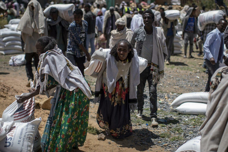 ΟΗΕ: Πάνω από 400.000 άνθρωποι σε κατάσταση λιμού στο Τιγκράι