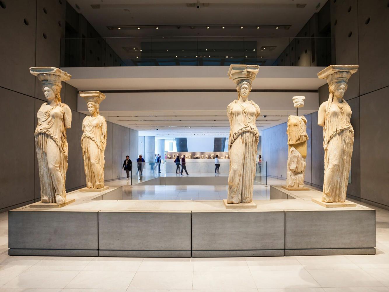 Μουσείο Ακρόπολης: Εκδηλώσεις για την πανσέληνο Αυγούστου