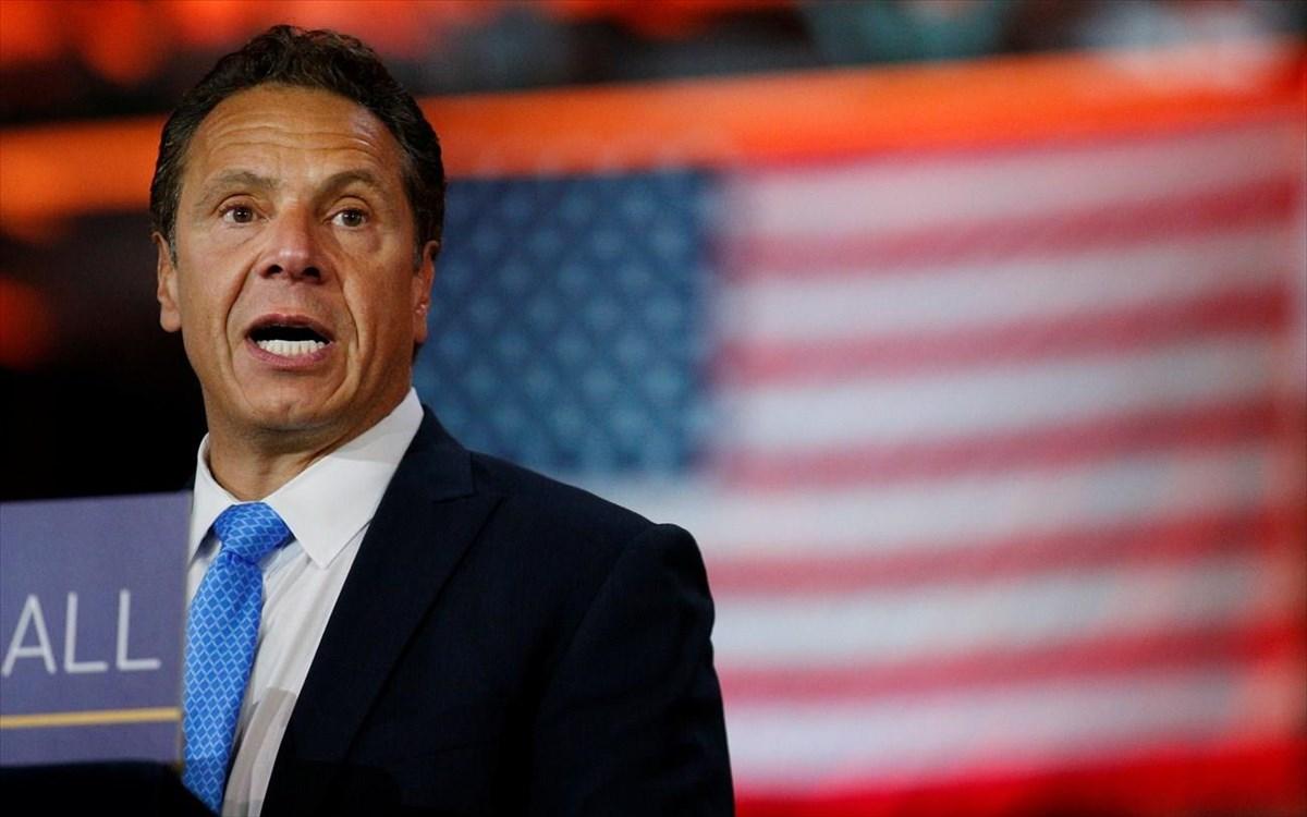 Ο κυβερνήτης της Νέας Υόρκης «παρενόχλησε σεξουαλικά» πολλές γυναίκες