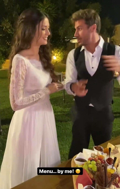 γάμος πετρετζίκη
