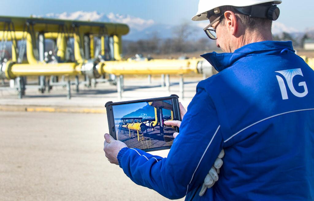 Italgas: Tι θα κάνει τώρα με τα δίκτυα αεριού