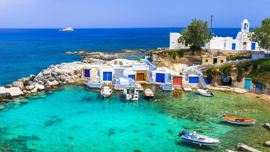 Η Μήλος ψηφίστηκε το καλύτερο νησί στον κόσμο για το 2021