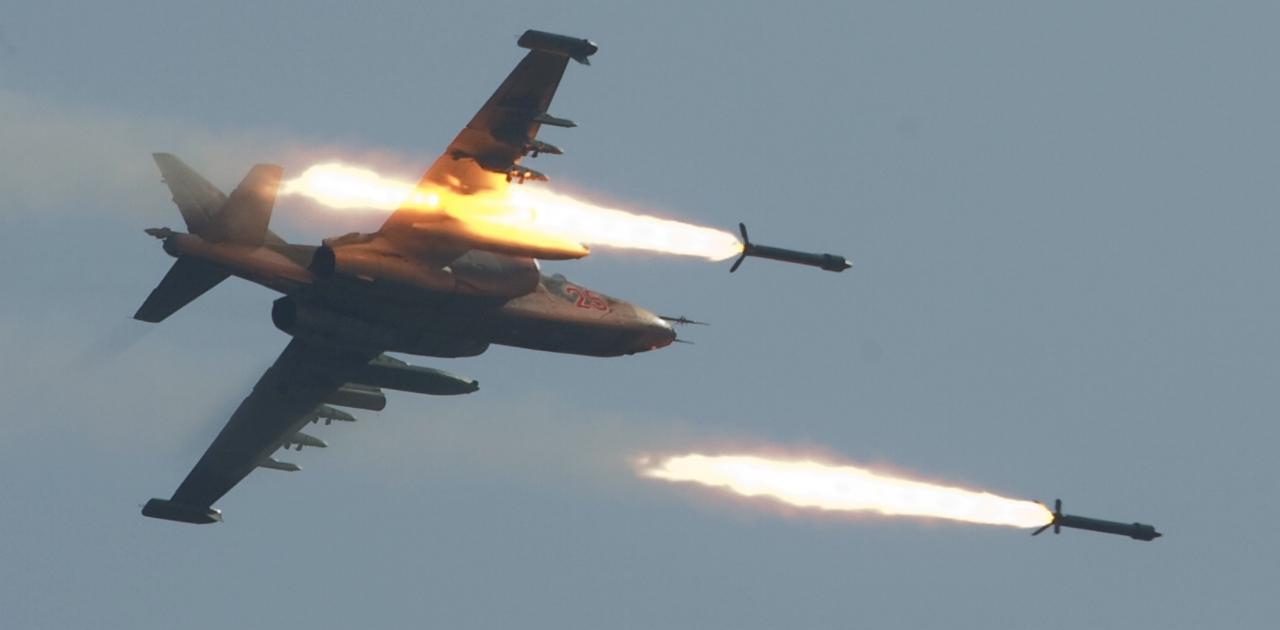 Συρία: Ρωσικά πολεμικά αεροσκάφη έπληξαν θέσεις φιλότουρκων ανταρτών