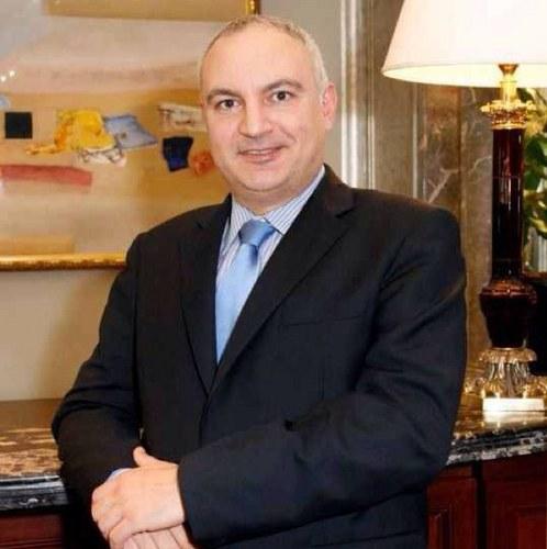 Γιώργος Λογοθέτης -δικηγόρος του ο Ηλίας Τσινταβής