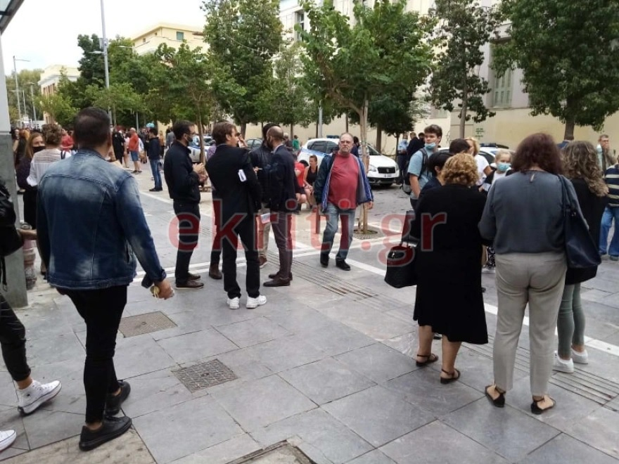 Σεισμός στην Κρήτη τώρα 6,3 Ρίχτερ - Πληροφορίες για ζημιές